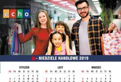 Niedziele Handlowe 2019