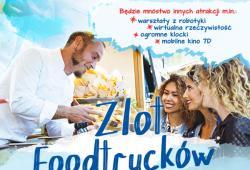 Zlot Foodtrucków w CH Echo 29-30.09.2018