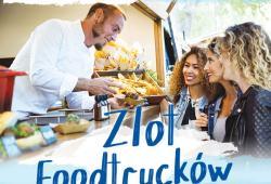 Zlot Foodtrucków w CH ECHO